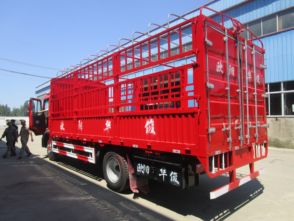货车外观结构名称